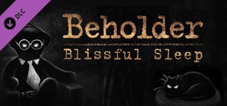 Beholder - Blissful Sleep