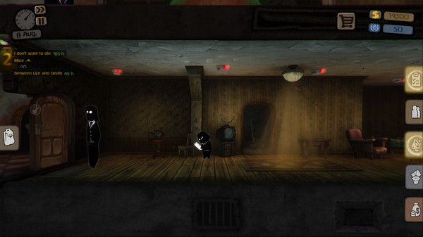 скриншот Beholder - Blissful Sleep 3