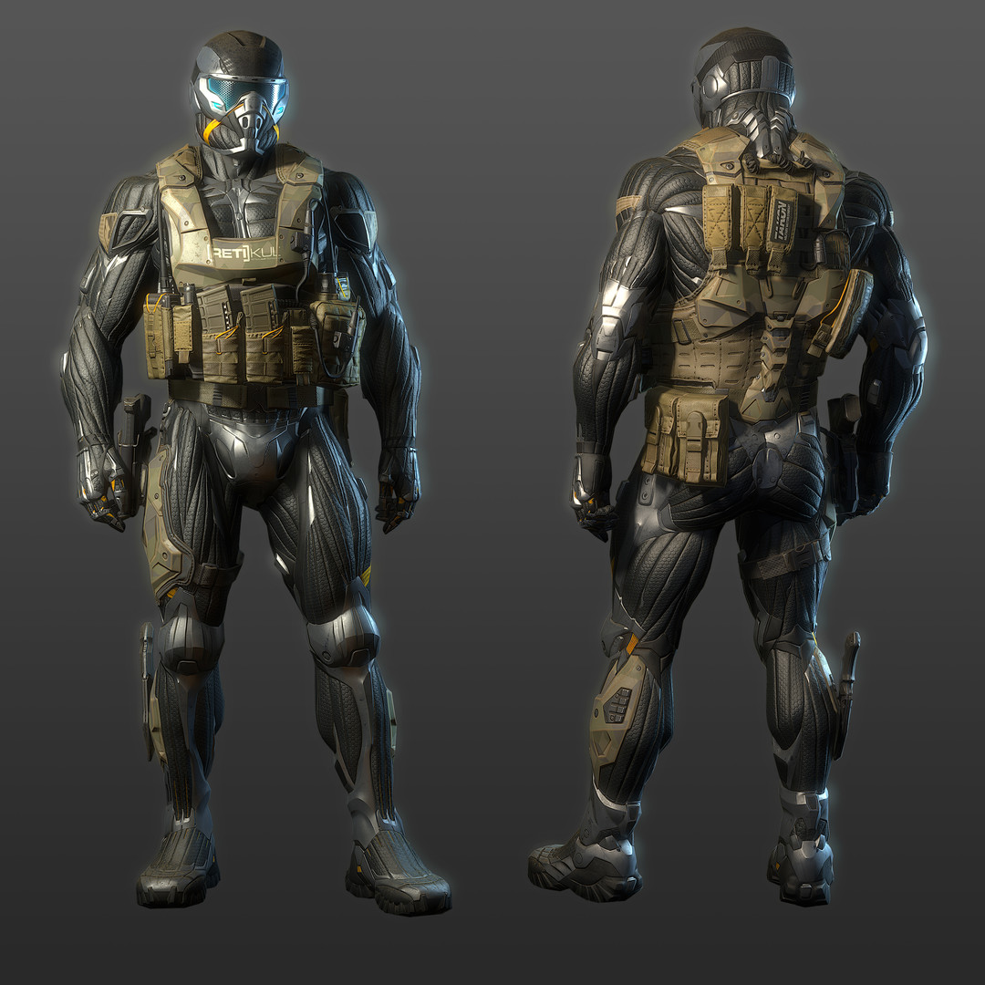 Free Publisher Warface Crysis Male Nanosuit Pack On Steam