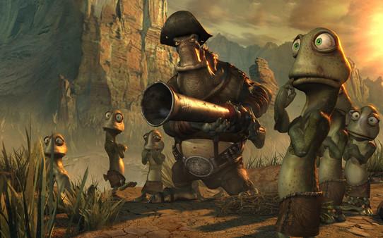скриншот Oddworld: Stranger's Wrath - Soundtrack (Volume One) 2