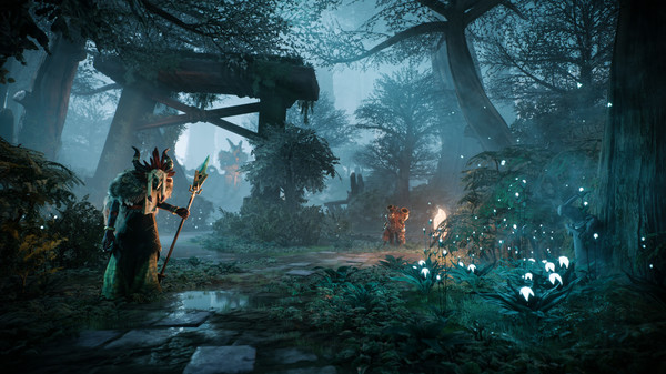 Screenshot of Remnant: From the Ashes