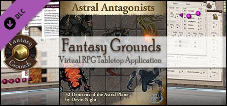 Fantasy Grounds - Astral Antagonists (Token Pack)
