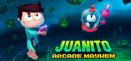 Teaser for Juanito Arcade Mayhem