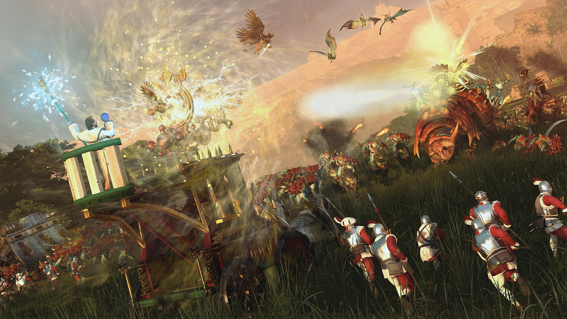 Total War: WARHAMMER II - Mortal Empires on Steam