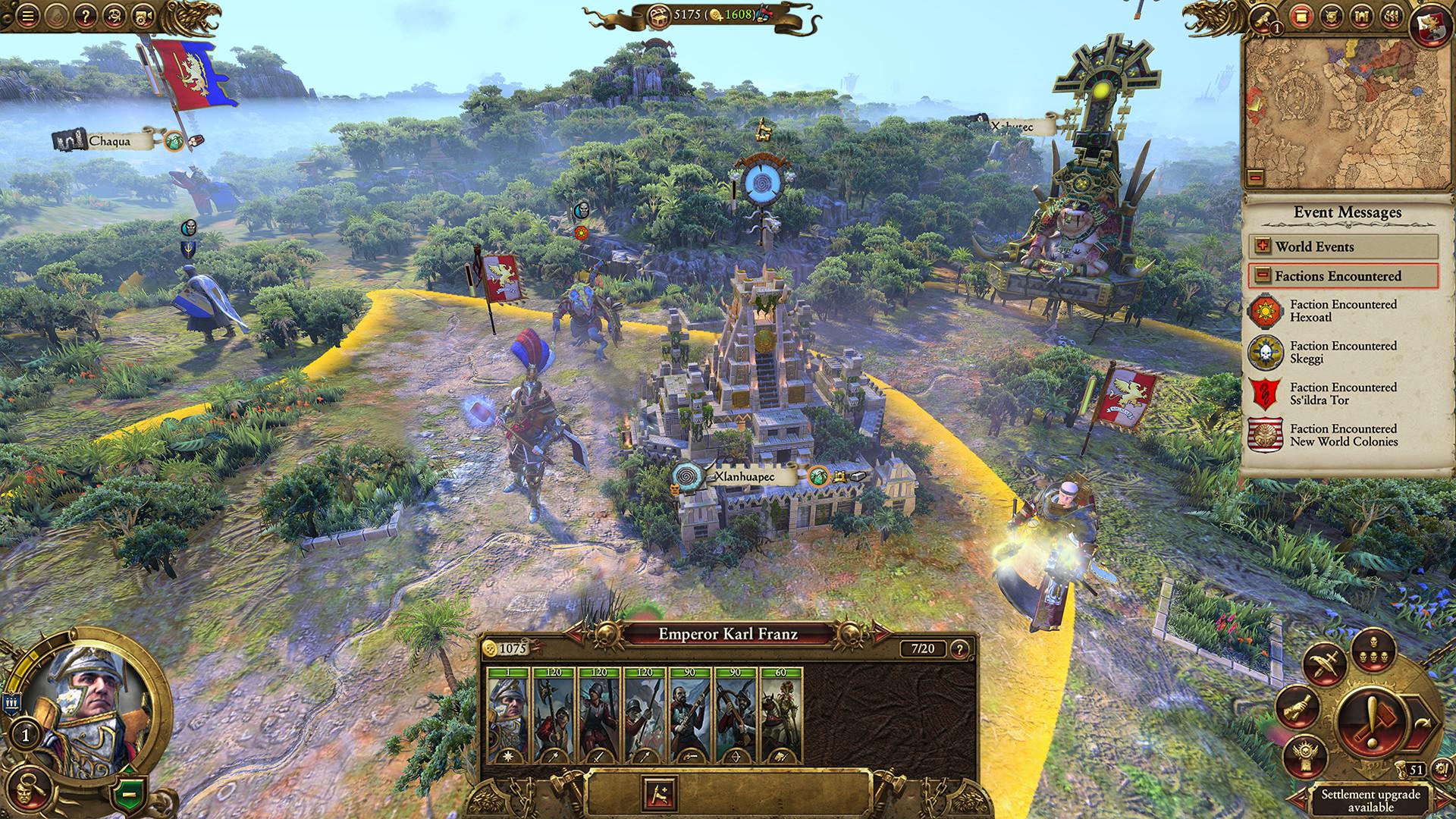 Total War Warhammer Ii Mortal Empires On Steam