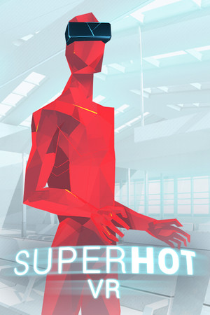SUPERHOT VR poster image on Steam Backlog