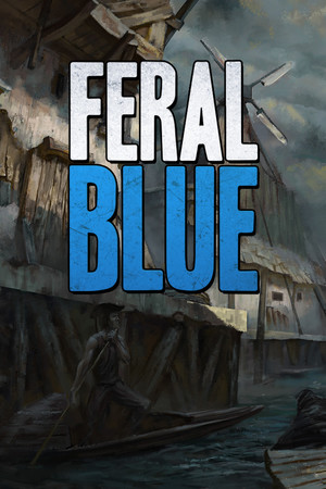 Feral Blue poster image on Steam Backlog