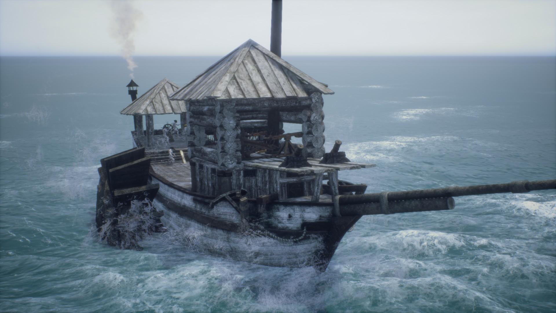 Feral Blue on Steam