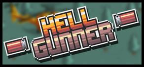 HellGunner cover art