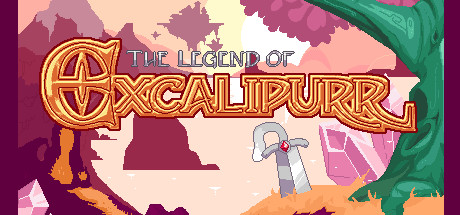 The Legend of Excalipurr