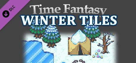 RPG Maker MV - Time Fantasy: Winter Tiles