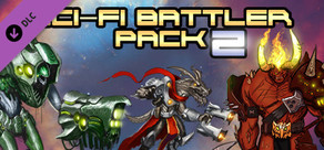 RPG Maker VX Ace - Sci-Fi Battler Pack 2