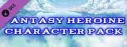 RPG Maker MV - Fantasy Heroine Character Pack