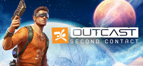 Outcast - Second Contact cover art