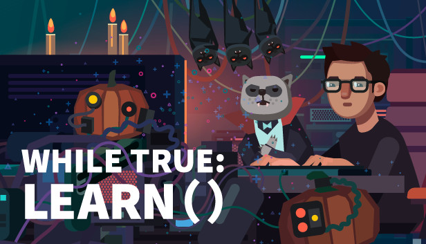 Save 27% on while True: learn() on Steam