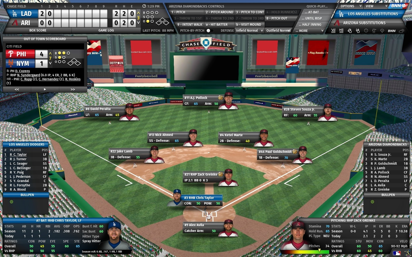 Out of the Park Baseball 19 Screenshot 3