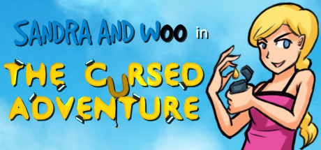 Teaser image for Sandra and Woo in the Cursed Adventure