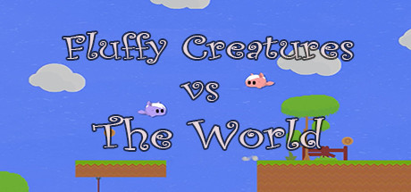 Fluffy Creatures VS The World cover art