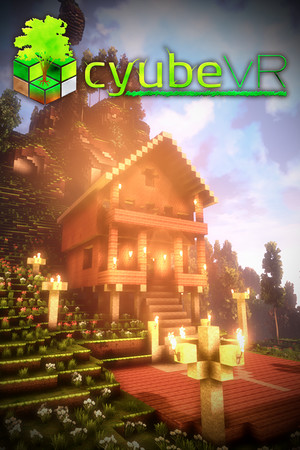 cyubeVR poster image on Steam Backlog