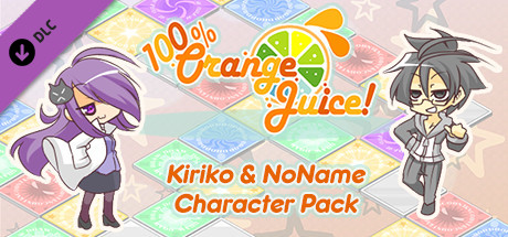 100% Orange Juice Kiriko & NoName Pack