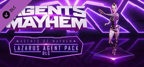 Agents of Mayhem - Lazarus Agent Pack