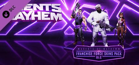 Agents of Mayhem - Franchise Force Skins Pack