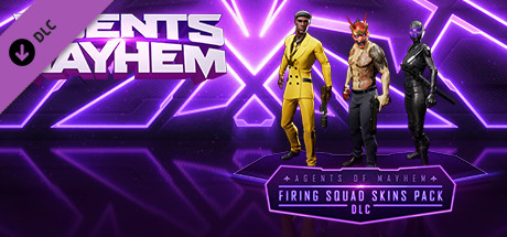 Agents of Mayhem - Firing Squad Skins Pack