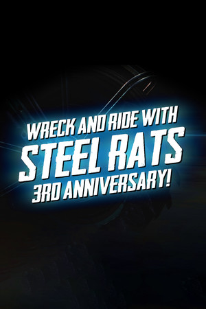 Steel Rats poster image on Steam Backlog