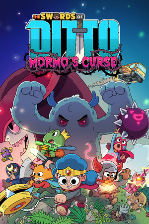 The Swords of Ditto: Mormo's Curse poster image on Steam Backlog
