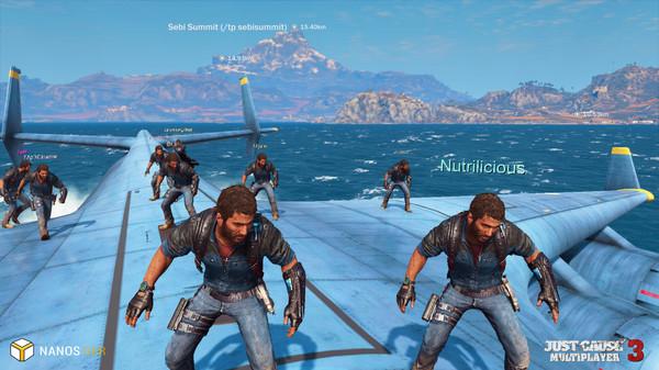 Just Cause™ 3: Multiplayer Mod