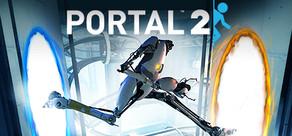 Portal 2 cover art