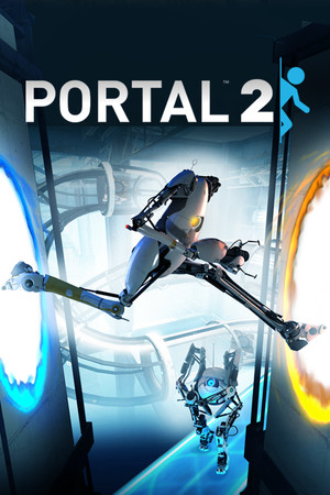 Portal 2 poster image on Steam Backlog