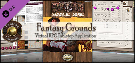 Fantasy Grounds - Deadlands Reloaded: Saddle Sore (Savage Worlds)