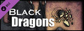 Fantasy Grounds - Black Dragons (Token Pack)