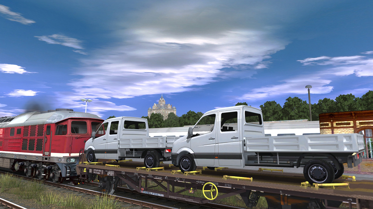 Trainz 2019 dlc: laadgs transporter download for mac os