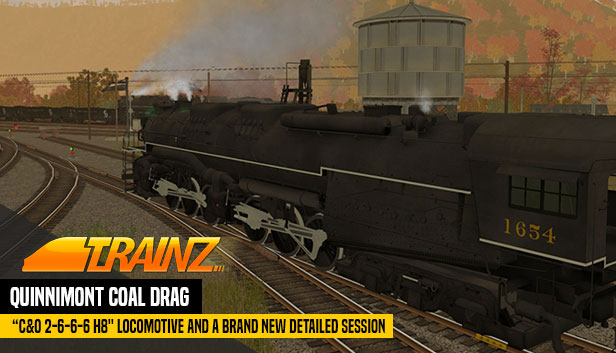 Trainz 2019: Quinnimont Coal Drag - Info - IsThereAnyDeal