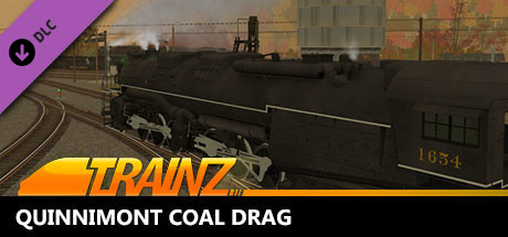 Trainz 2019 DLC: Quinnimont Coal Drag