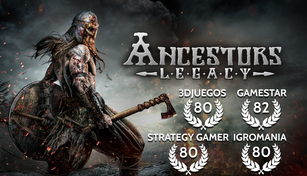 Download Ancestors Legacy free download