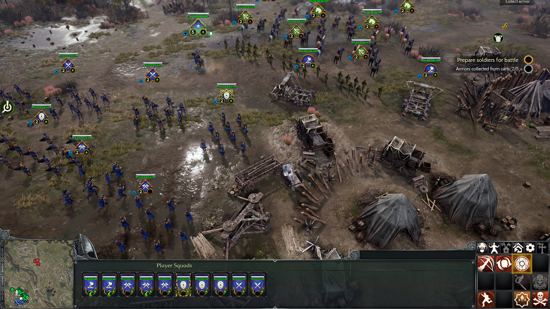 medieval rts games youtube