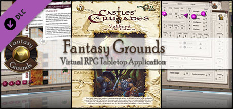 Fantasy Grounds - I1 Into the Unknown: Vakhund (Castles & Crusades)