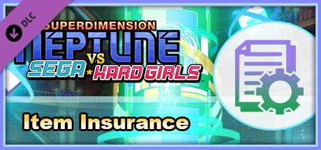 Superdimension Neptune VS Sega Hard Girls - Item Insurance