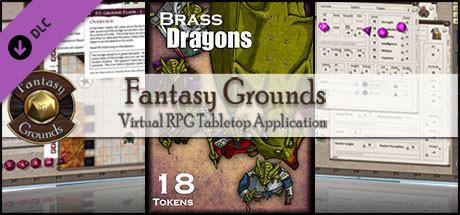 Fantasy Grounds - Brass Dragons (Token Pack)