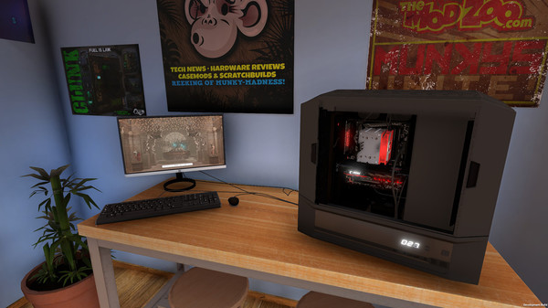 PC Building Simulator 0.7.7.3 [Game Merakit PC] Full Version