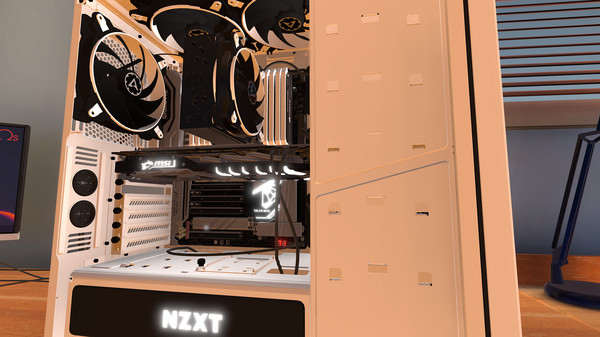 simulator de viziune PC
