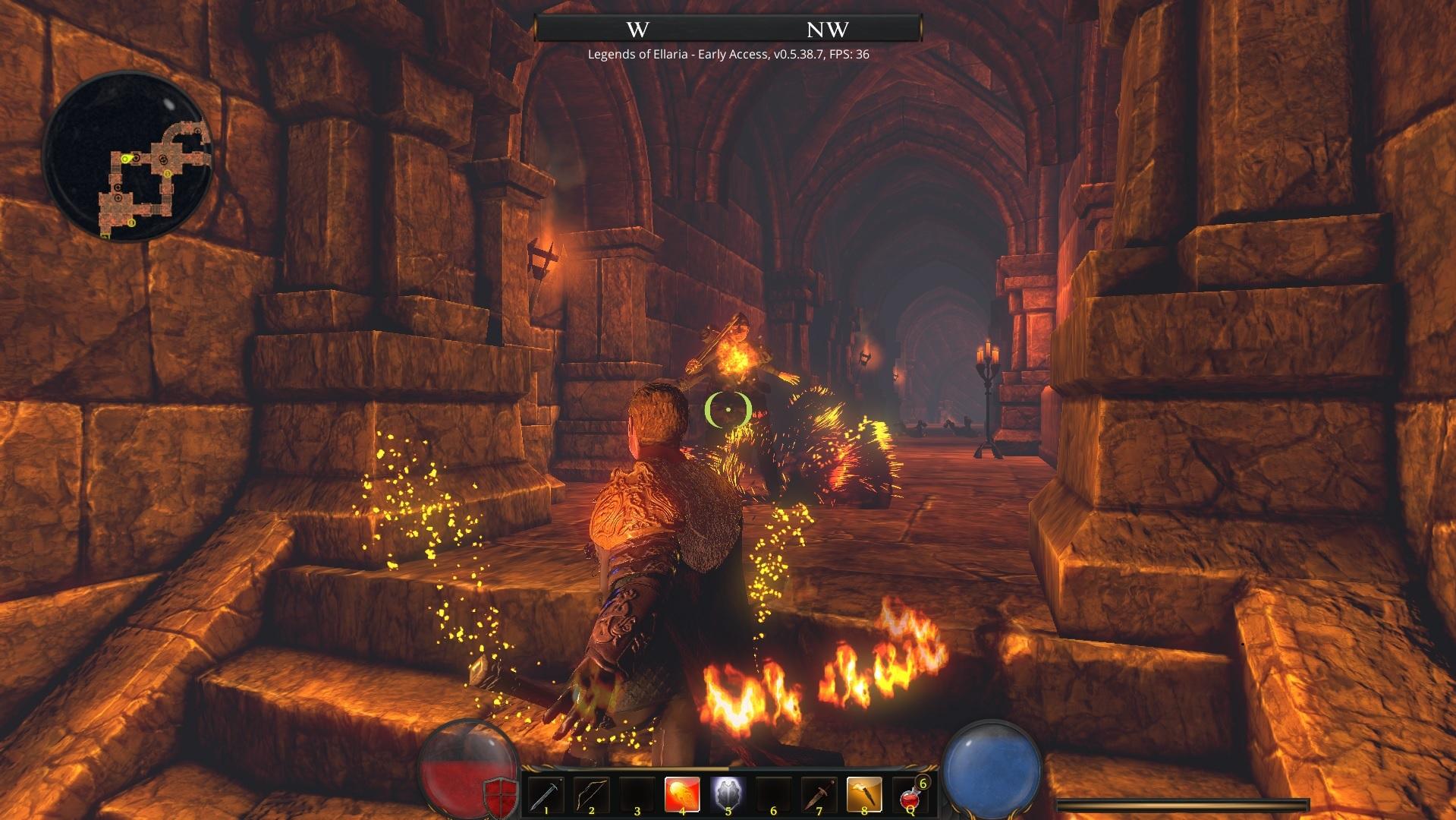 Legends of Ellaria on Steam
