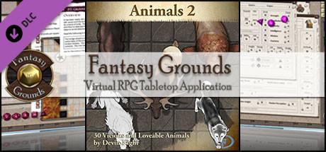 Fantasy Grounds - Animals 2 (Token Pack)