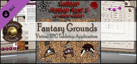 Fantasy Grounds - Ddraig Goch's Samhain Undead 1 (Token Pack)