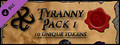 Fantasy Grounds - Ddraig Goch's Tyranny 1 (Token Pack)