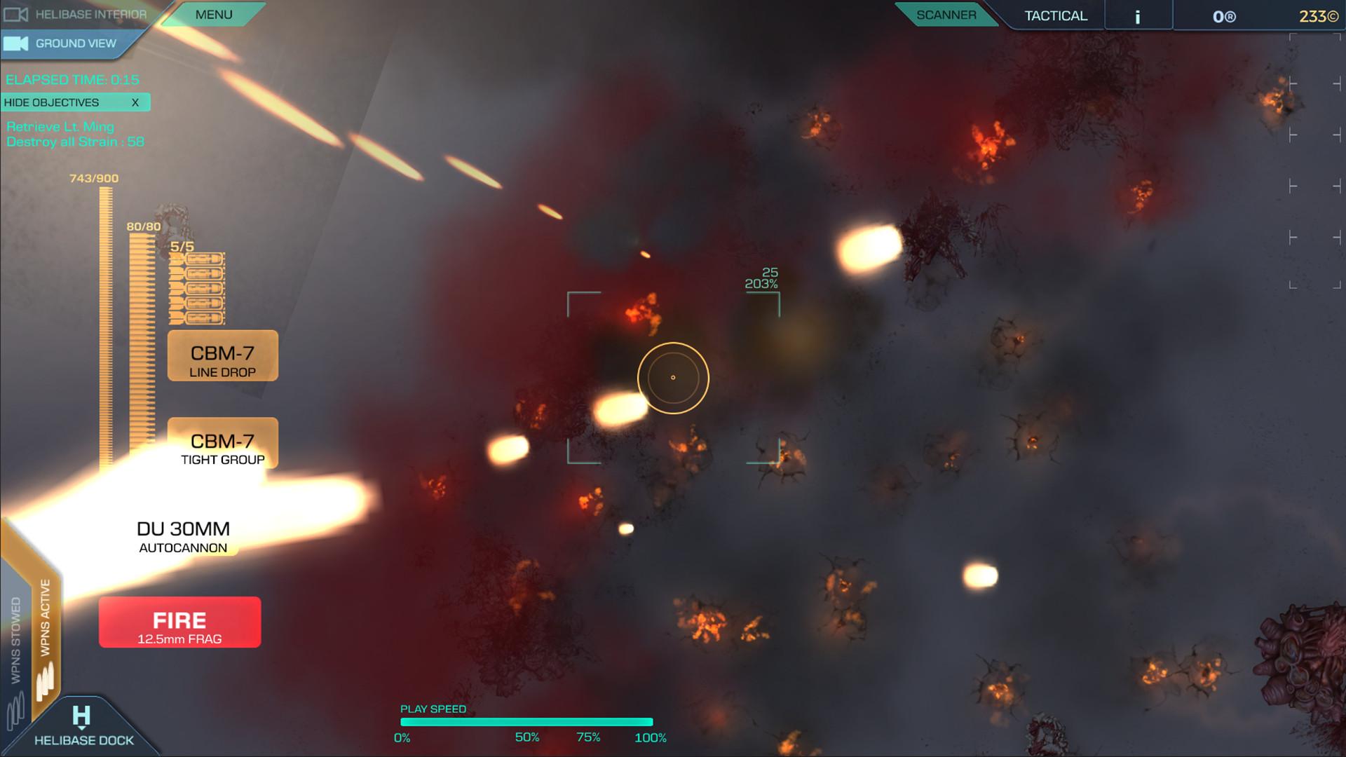 Strain Tactics on Steam