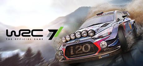 Game Banner WRC 7 FIA World Rally Championship